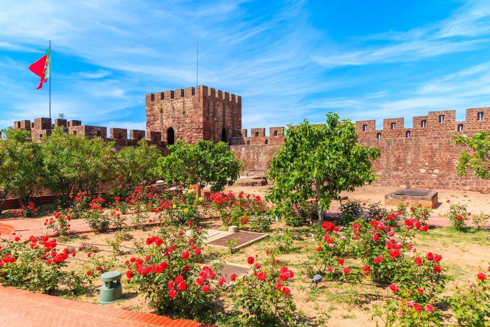 Les monuments et les balades, algarve, portugal, silves, fortification, château, europe