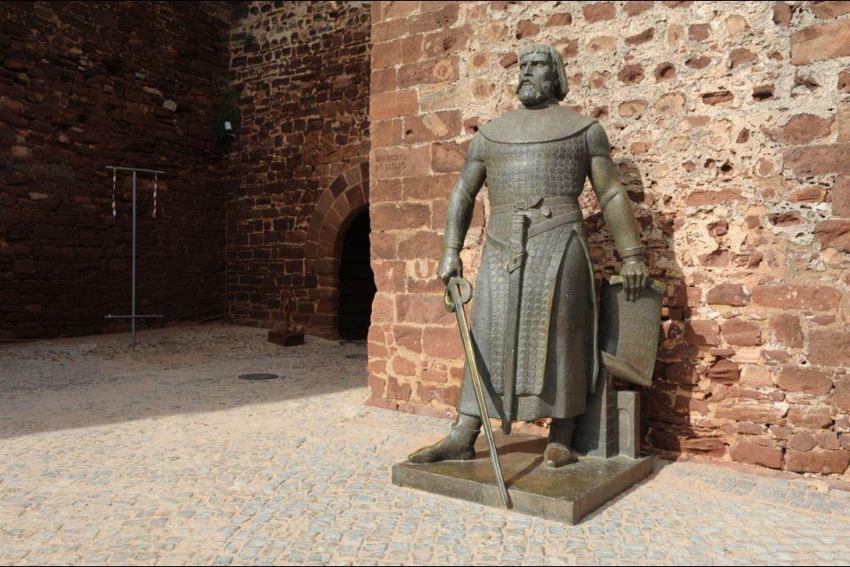 Les monuments et les balades, algarve, portugal, silves, fortification, ch?teau, europe