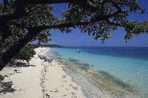 Guardalavaca , Las playas de Guardalavaca en el nordeste , Cuba
