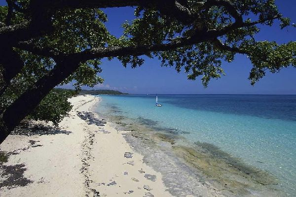 Guardalavaca , Les plages de Guardalavaca au nord-est , Cuba