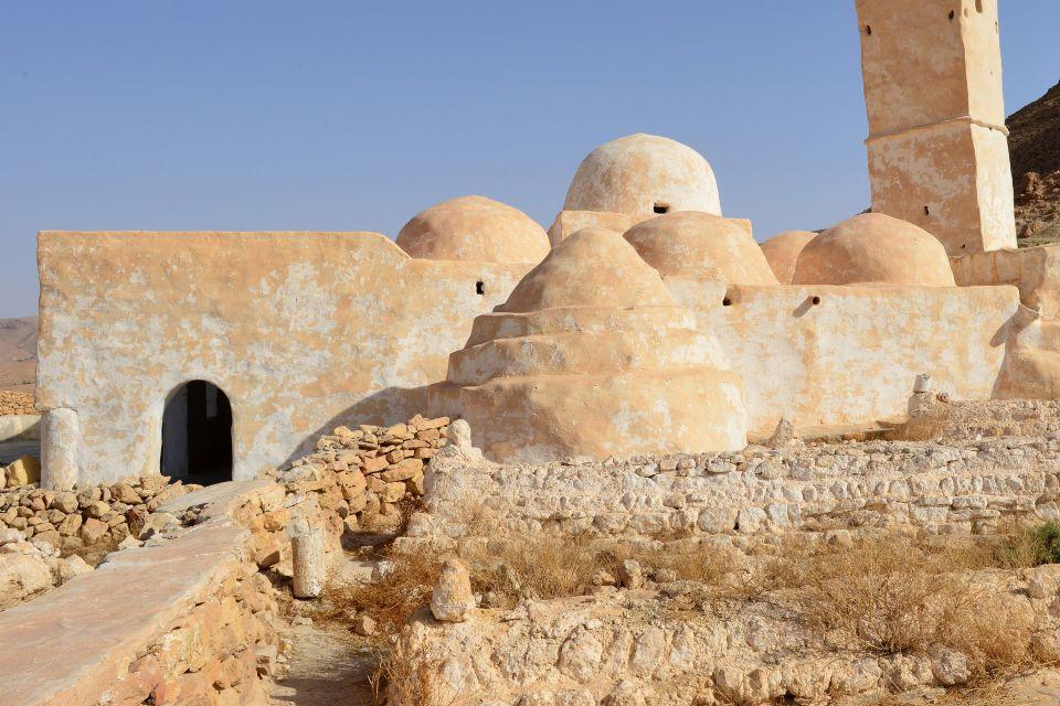 Les monuments, Tunisie, afrique, maghreb, monde musulman, désert, tataouine, chenini, mosquée, sept dormeurs, 7 dormeurs