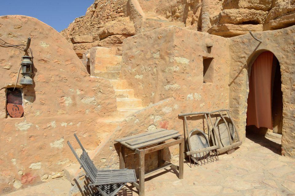 Les arts et la culture, Tunisie, afrique, maghreb, monde musulman, désert, tataouine, chenini, kenza, hotel