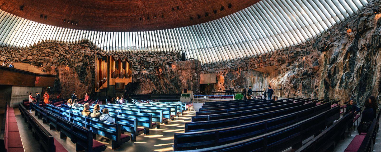 The Rock Church, Les arts et la culture, Finlande