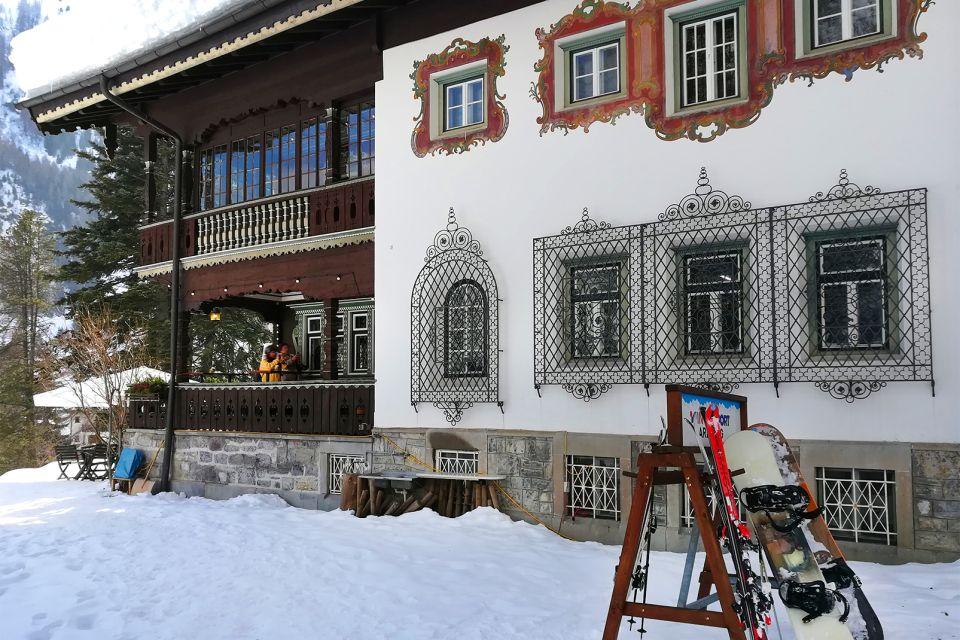 , Le musée du ski à St Anton an Arlberg, Les musées, Autriche