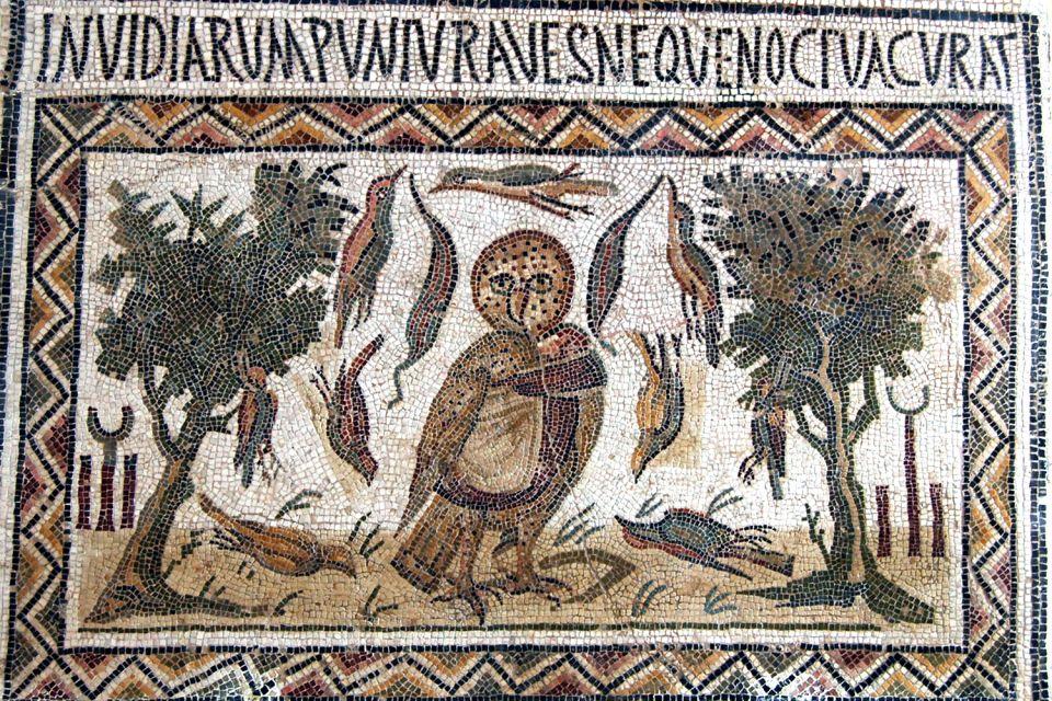 , Le musée des mosaïques romaines d'El Jem, Les arts et la culture, Tunisie