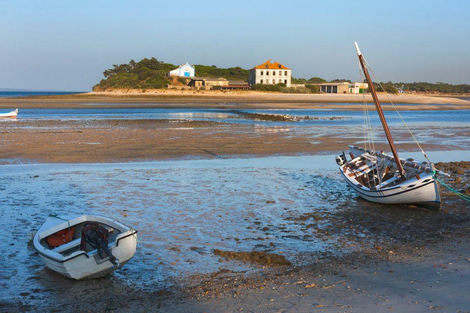 Les activités et les loisirs, Europe, Portugal, Alentejo, setubal, Estuaire Sado