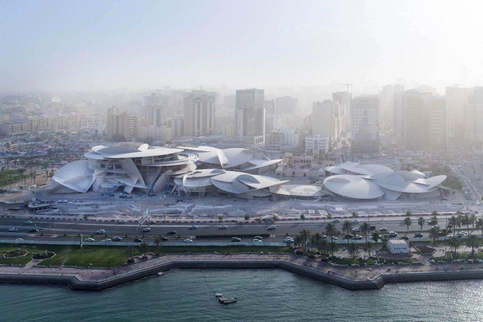 , Le musée national du Qatar, Les musées, Qatar