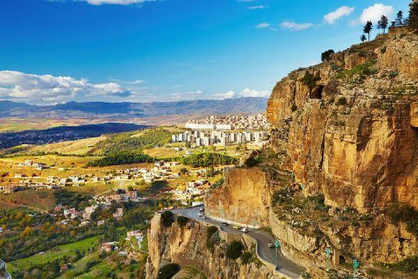 Die Berge im Norden , Algerien