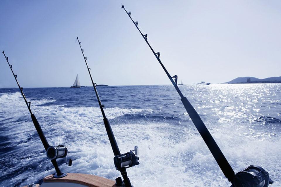 Der Fischfang , Kuba