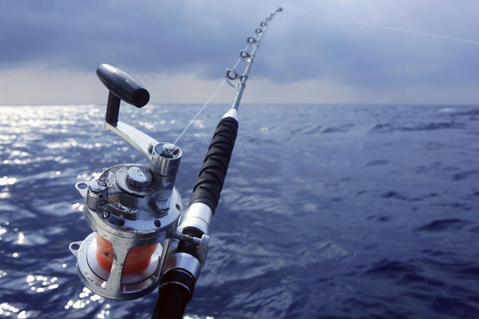 La pêche , Cuba