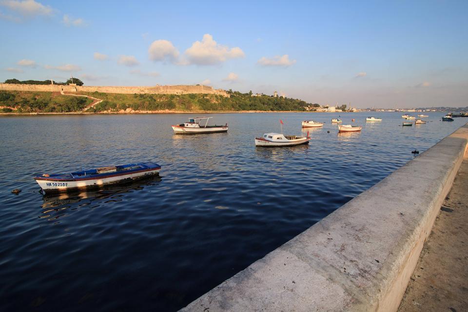 Der Fischfang , Fischer auf Kuba , Kuba