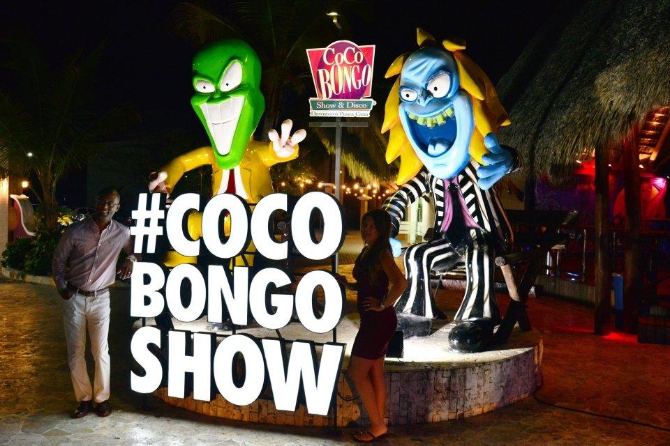 Coco Bongo, Punta Cana, Coco Bongo Punta Cana, Les activités et les loisirs, République dominicaine