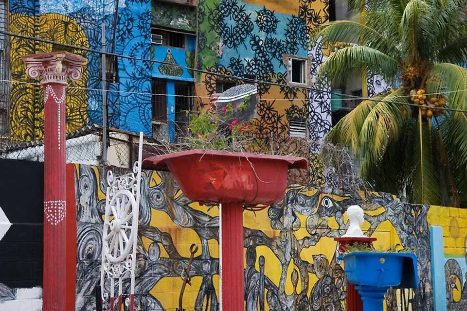 La pintura , Cuba