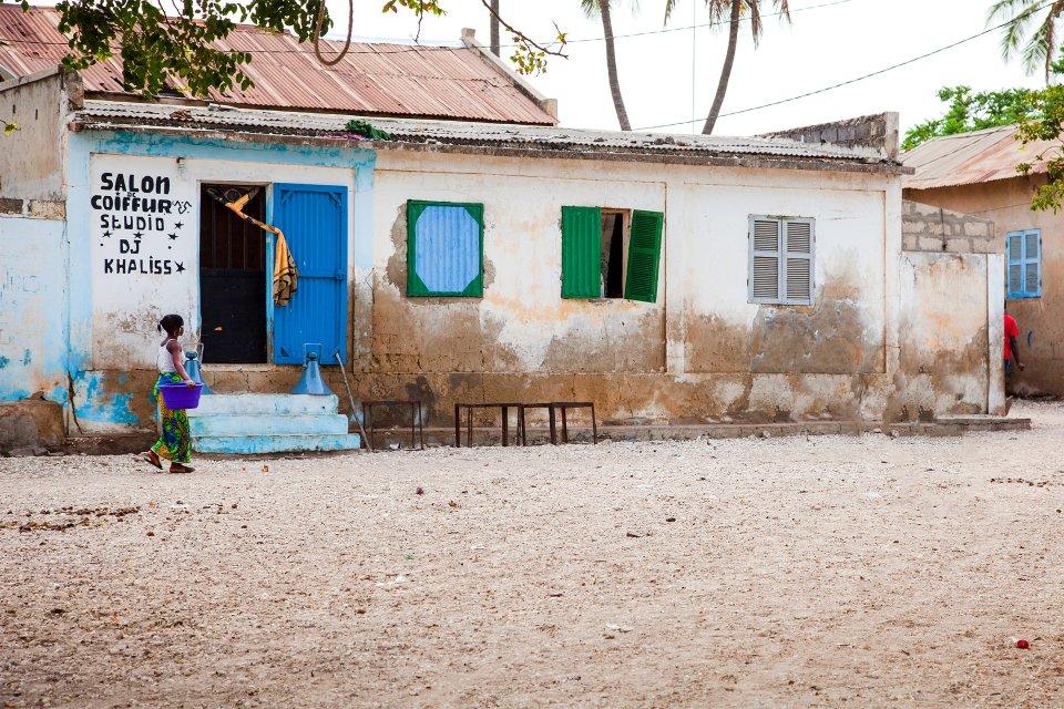 , Ile de Dionewar, Les îles et les plages, Le Delta du Sine Saloum