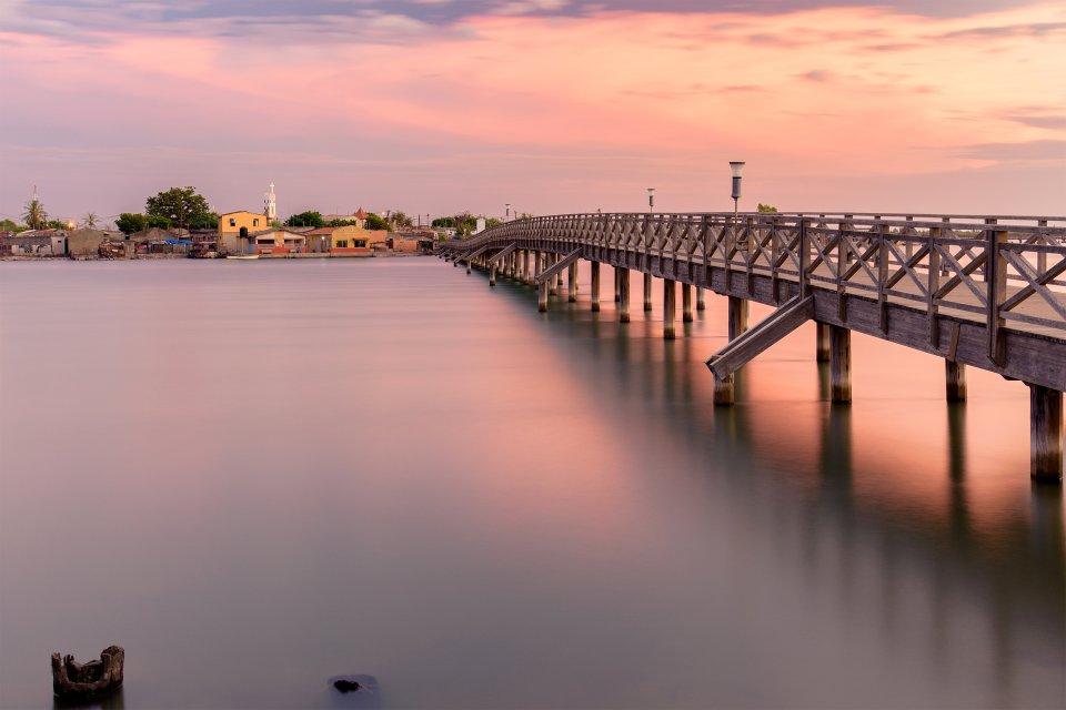 Ile de Fadiouth, Les côtes, De Saint Louis à la Petite Côte