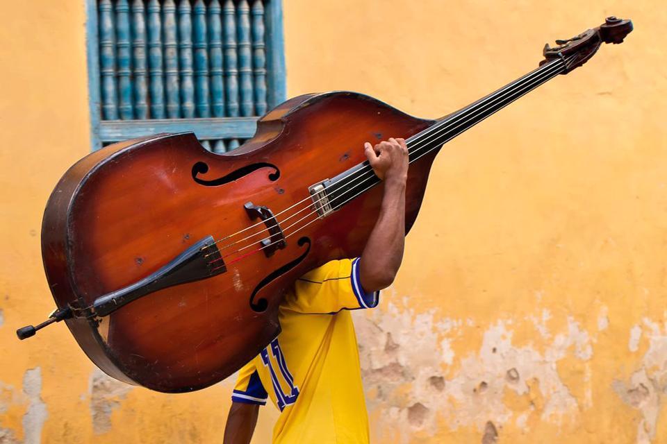 La música afrocubana , La música afro-cubana , Cuba