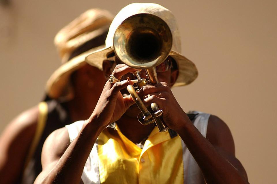 La música afrocubana , no title ! , Cuba