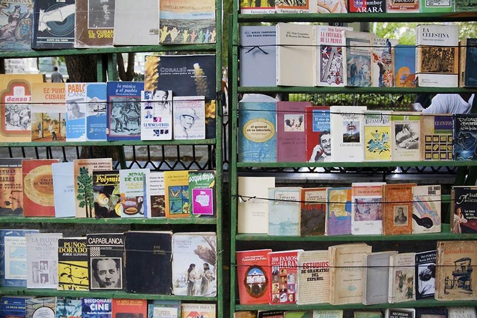 Des livres et des films , Cuba