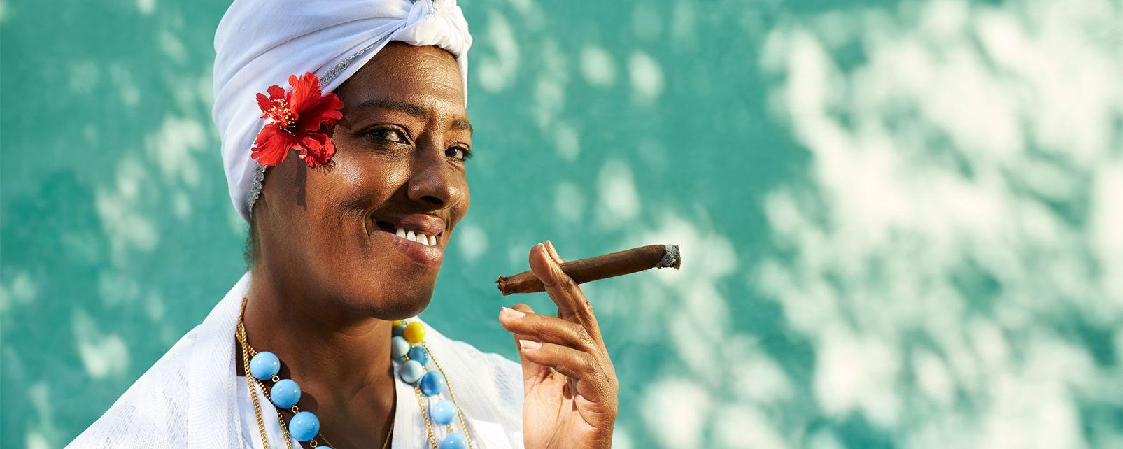 Los puros habanos. , Los habanos, una industria nacional , Cuba
