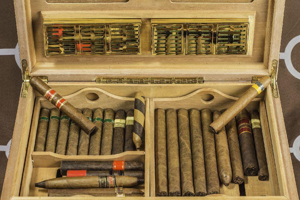 Les cigares cubains , Le tabac , Cuba