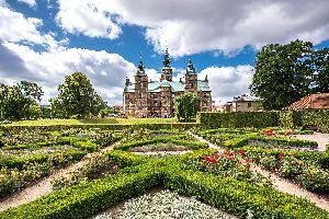 I castelli reali , Il castello di Kronborg a Helsingør , Danimarca