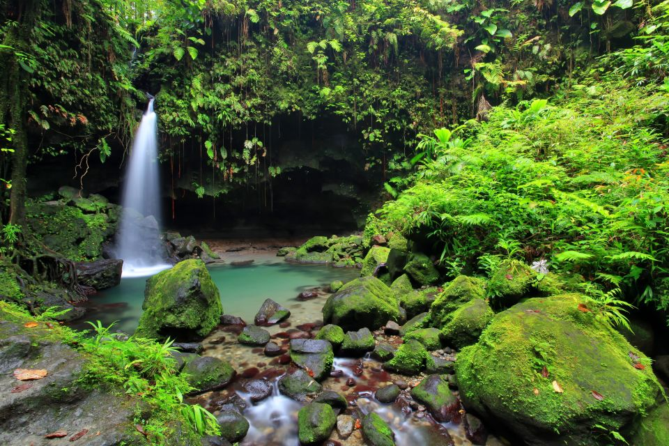 , The rivers, Landscapes, Dominica