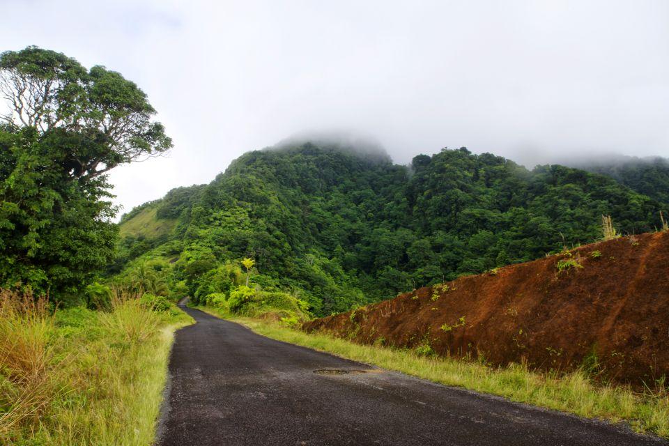 , Die Berge, Die Landschaften, Dominica