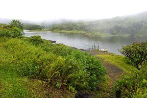 El Parque Nacional de Trois Pitons , Dominica
