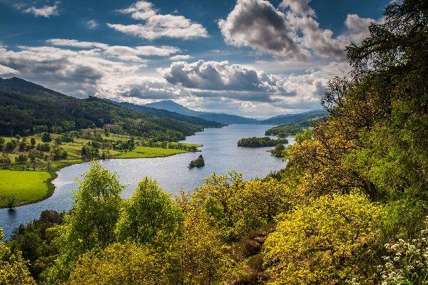 Le Highlands , Le Highlands, Scozia , Regno Unito