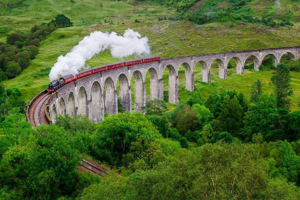 Les Highlands , Les Highlands, nord de l'Écosse , Royaume-Uni
