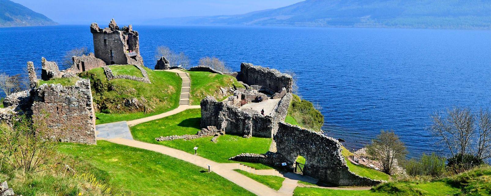 Hotel In Schottland Loch Ness Mit Flug