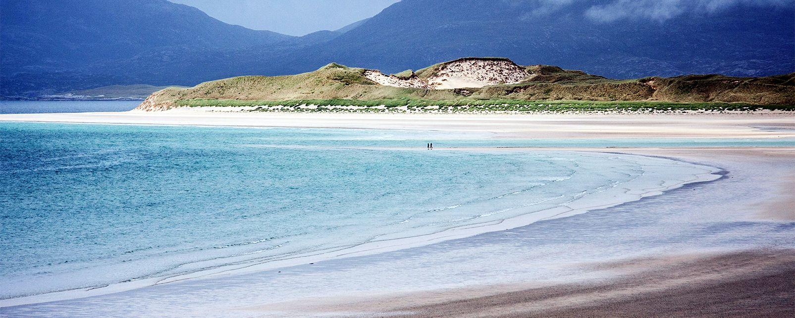 Les Western Isles , Les Western Isles, Écosse , Royaume-Uni