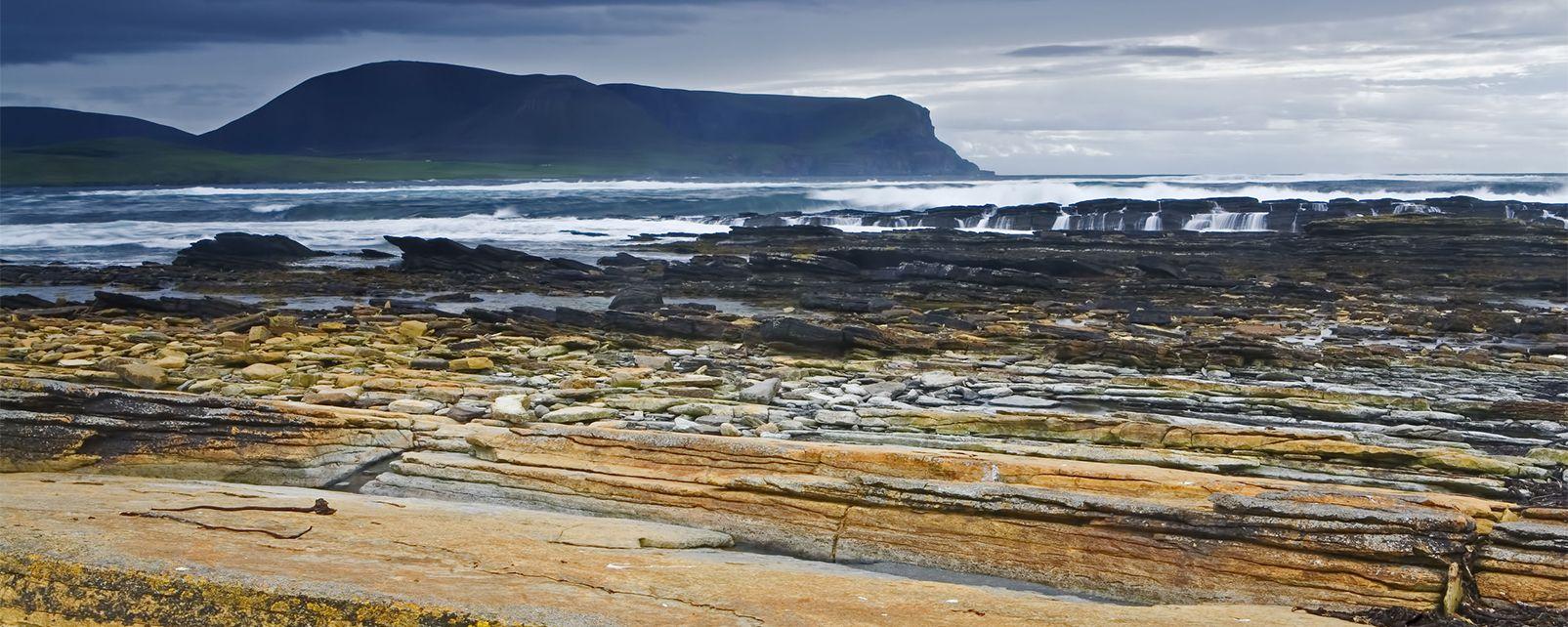 Les Orcades et les Shetlands , Îles Orcades et Shetland, Écosse , Royaume-Uni
