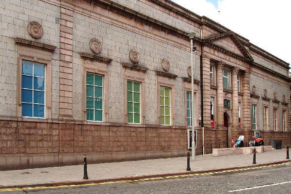 The Aberdeen Art Gallery , Aberdeen Art Gallery, Scotland , United Kingdom