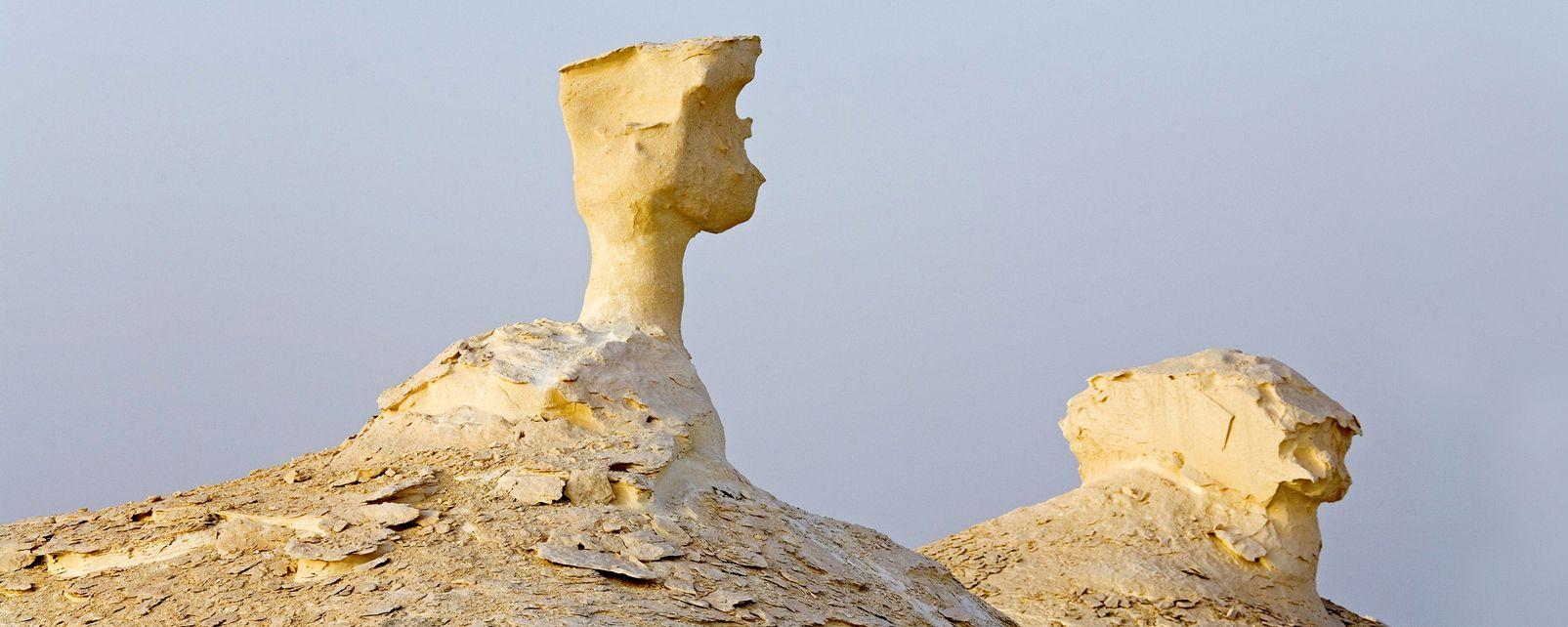 Le désert libyque , Egypte