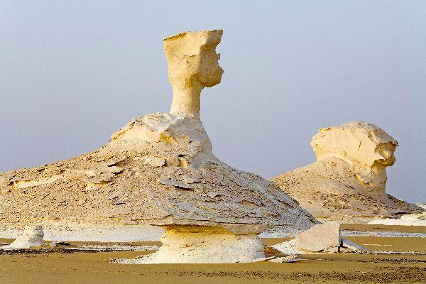 Die libysche Wüste , Libysche Wüste , Ägypten