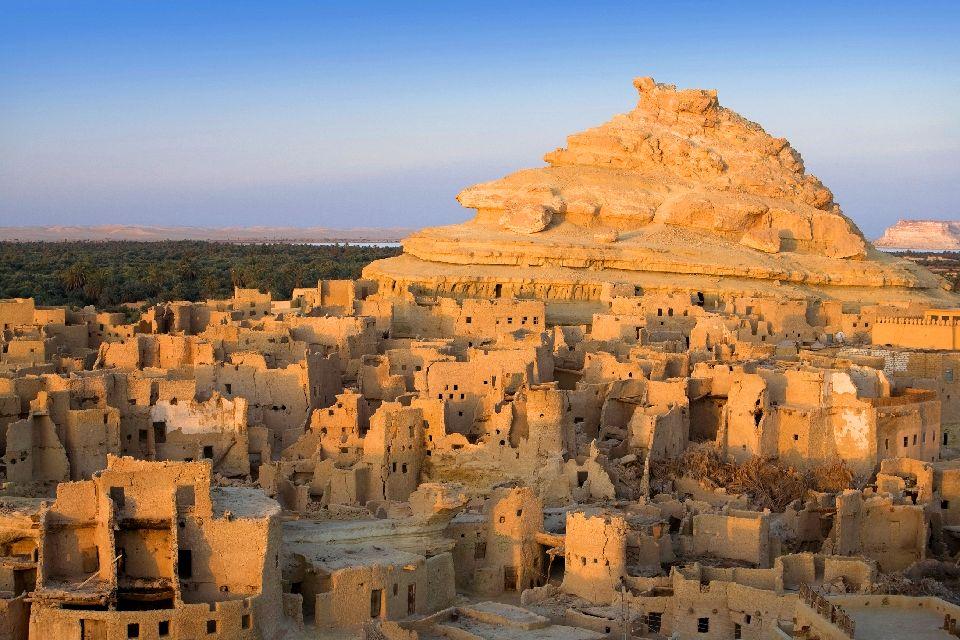 Il deserto libico , Egitto