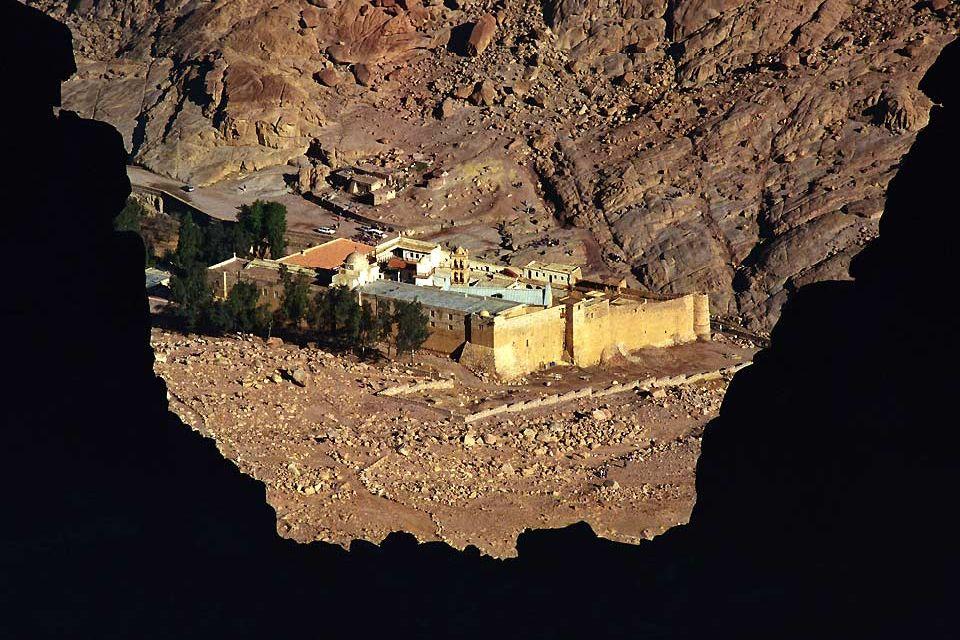 Les paysages, Egypte, afrique, désert, sinaï