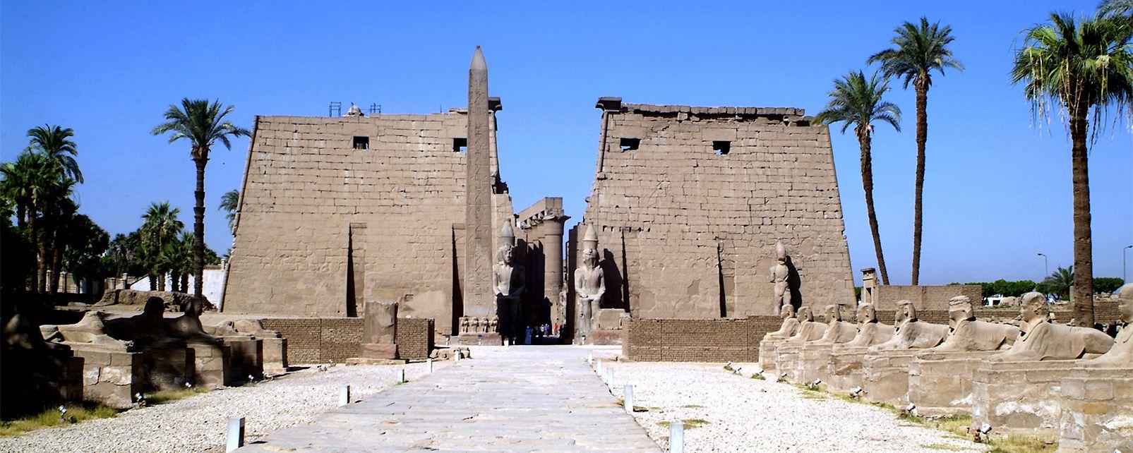 Le Temple D Amon 224 Louxor Egypte