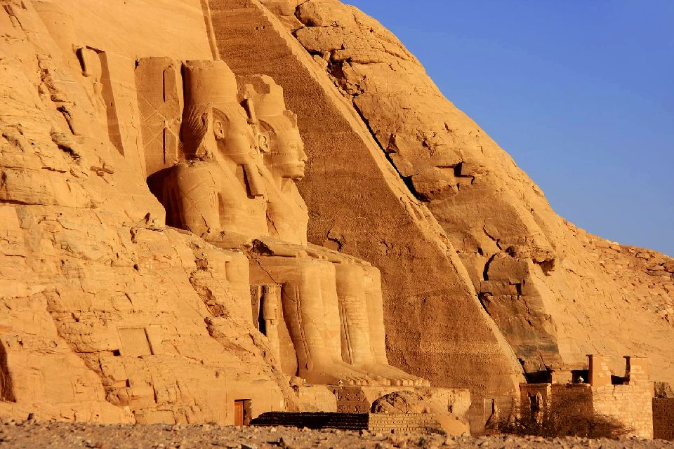 Abou Simbel und die anderen Tempel des Nassersees , Ägypten