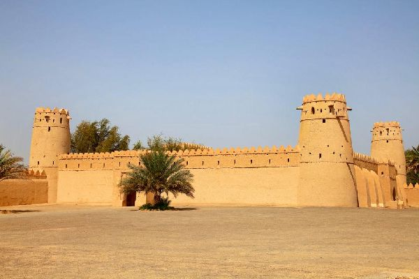 Die Oase Al-Ain , Die Vereinigten Emirate
