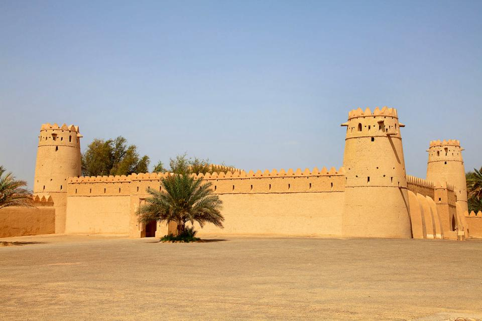 Al-Ain Oasis , Al Ain, the Garden City, UAE , United Arab Emirates
