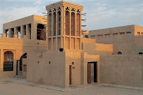L'Hatta Heritage Village , Dubai, l'Hatta Heritage Village , Dubai e gli Emirati