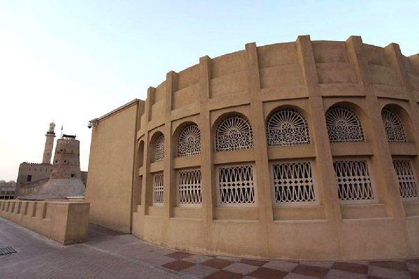 Das Museum von Dubai , Dubai und die Emirate