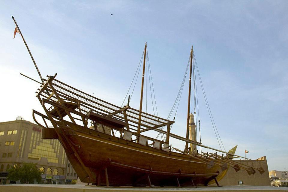 Le musée de Dubaï , Dubaï et la navigation , Dubaï et les Emirats