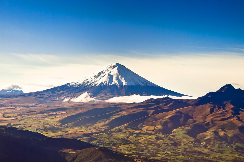 L'Avenue des Volcans, Les paysages, Equateur et Galapagos
