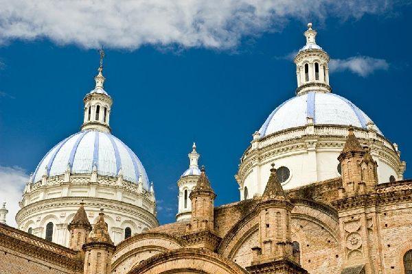 La Nueva Catedral de Cuenca , Equateur et Galapagos