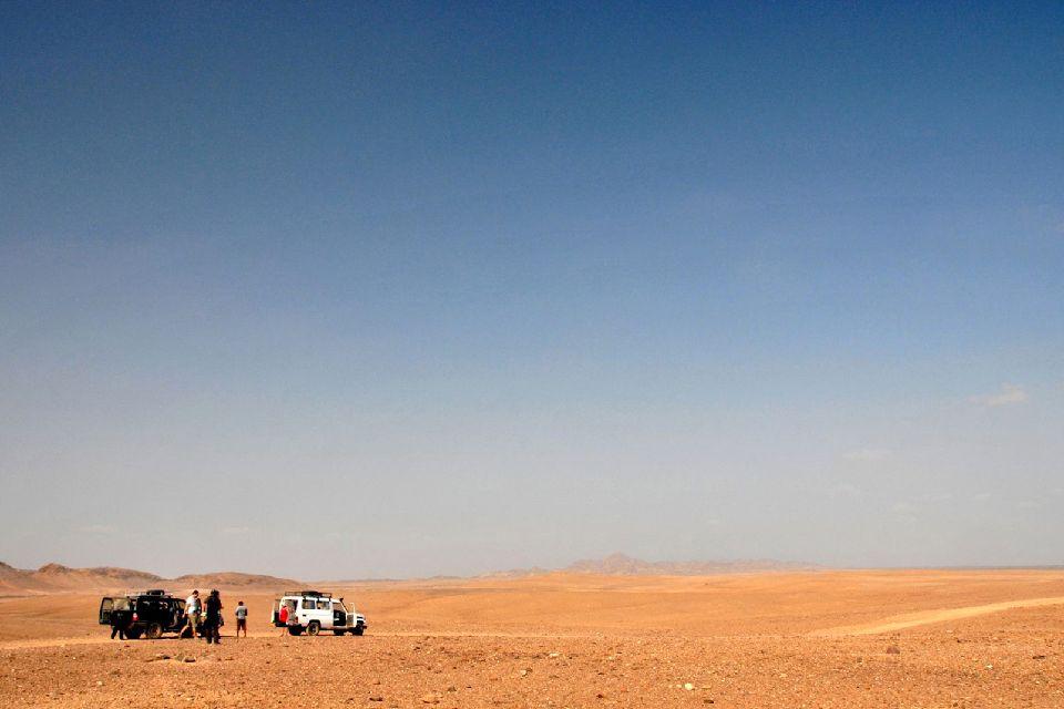 The Danakil Depression , Eritrea