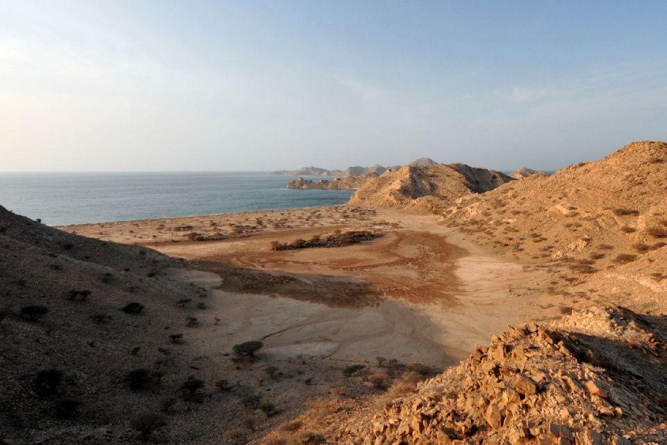 The Dahlak Archipelago , Eritrea