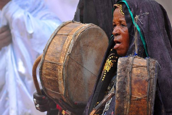 Die Musik , Das Sebiba Festival , Algerien